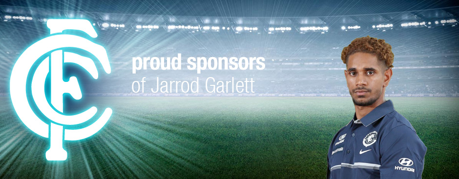 WA Blues - Proud Sponsors of Jarrod Garlett